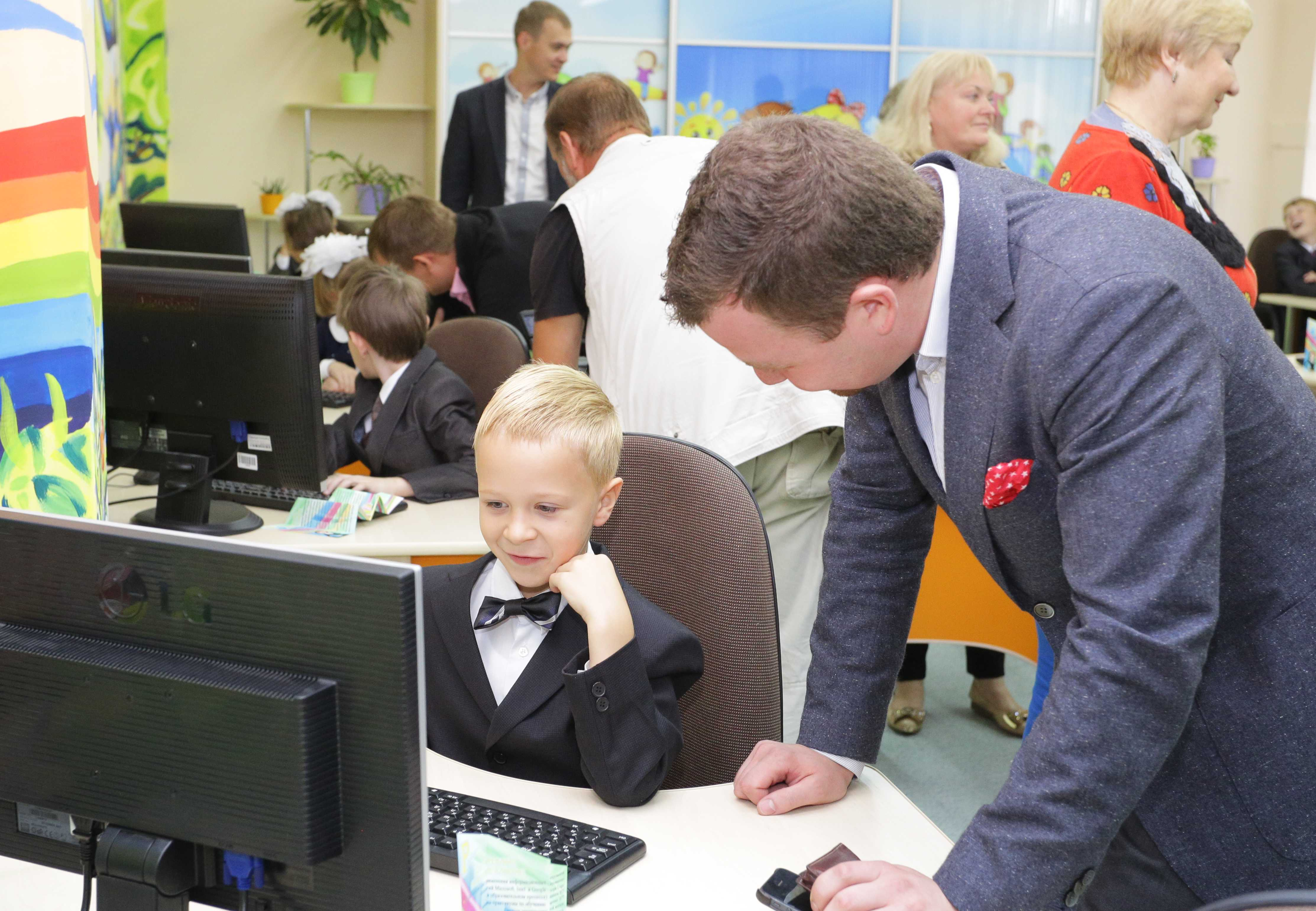 Belarus Hi Tech Park - - HTP Opens IT-Academy for Younger